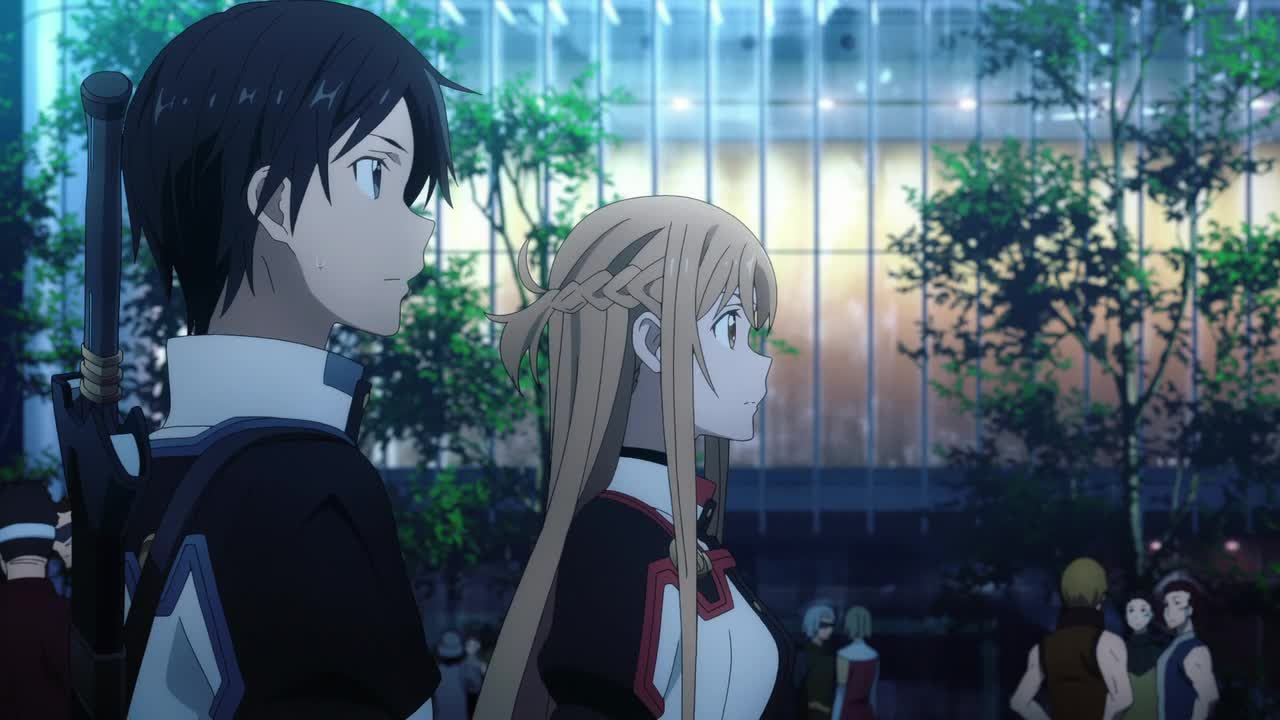 Gekijouban Sword Art Online: Ordinal Scale - Ep. 1 - KH