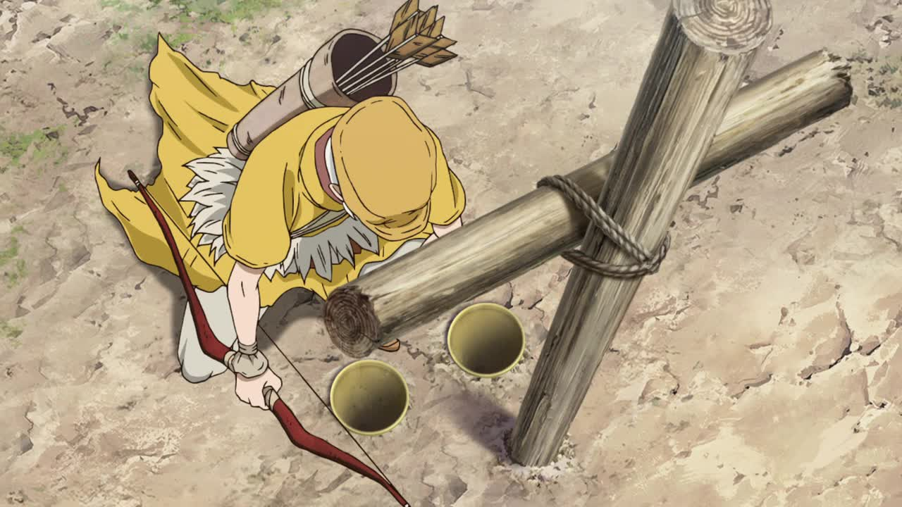 Dr. Stone: Stone Wars - Episode 6