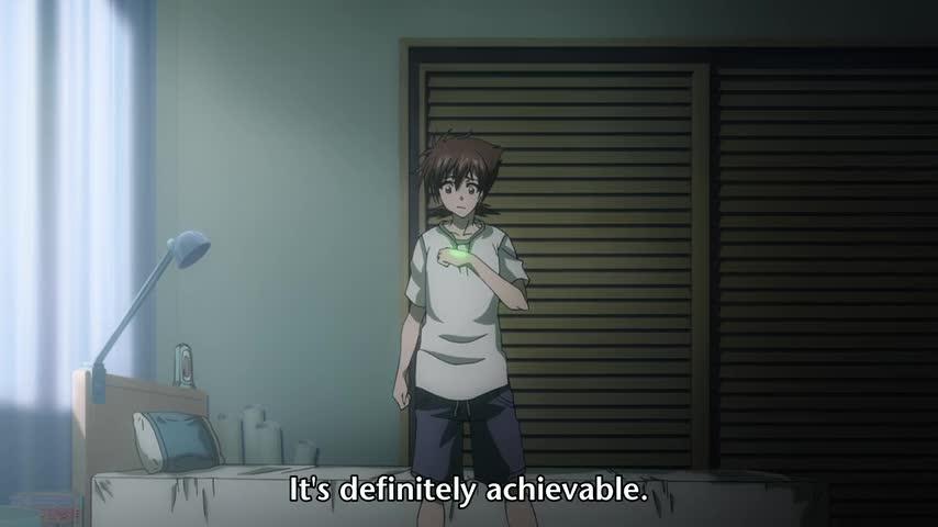High School DxD New: Gekkou Koutei no Excalibur - Episode 3