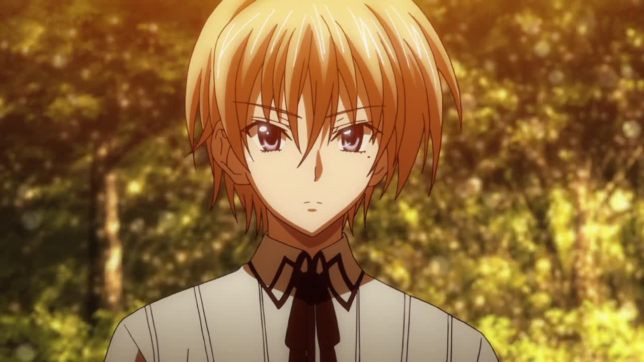 High School DxD New: Gekkou Koutei no Excalibur - Ep. 3 - SCY