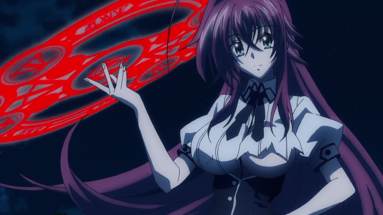 High School DxD New: Gekkou Koutei no Excalibur - Ep. 6 - SCY