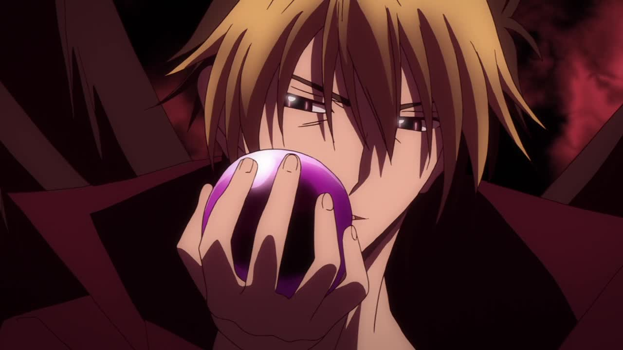 High School DxD New: Gekkou Koutei no Excalibur - Ep. 12 - SCY