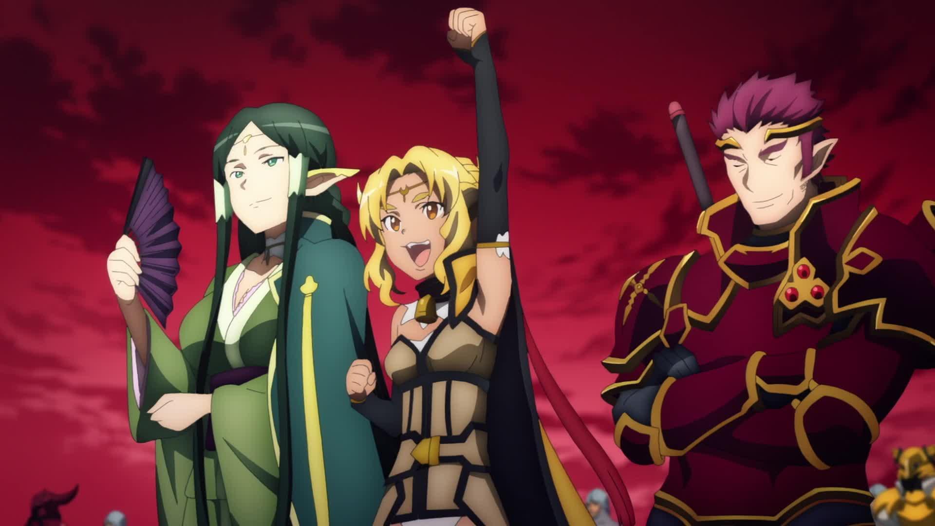 Sword Art Online: Alicization - War of Underworld - Episode 15