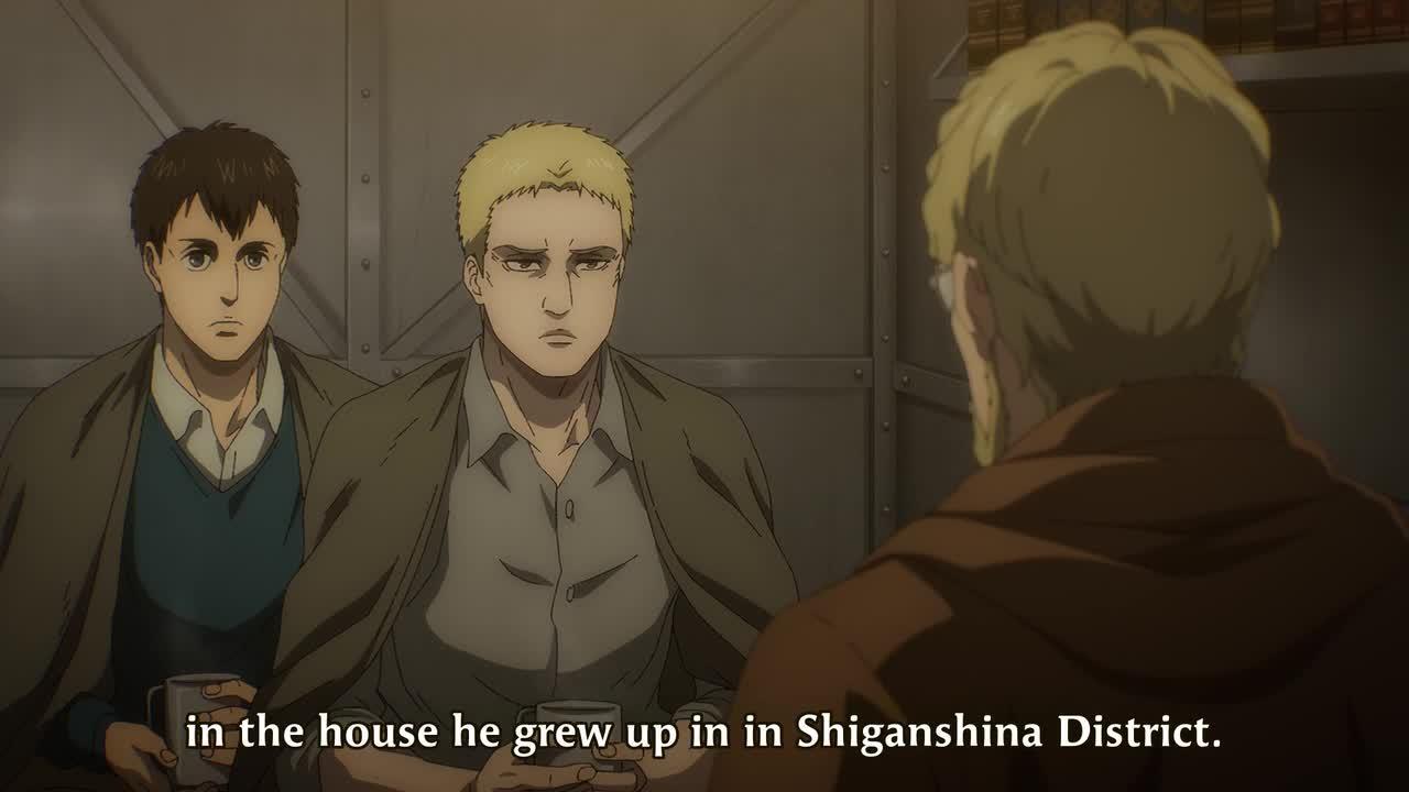 Shingeki no Kyojin: The Final Season - Episode 11