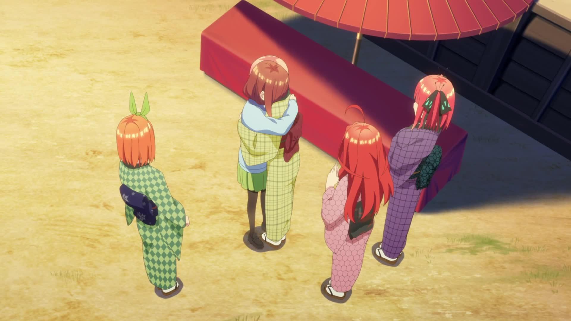 Go-Toubun no Hanayome 2 - Ep.12 - Sisters War: Part 2