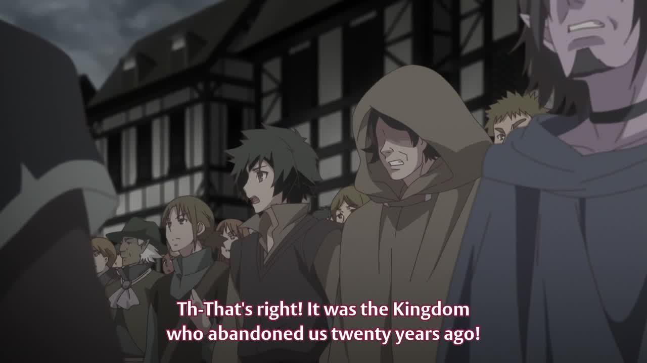 Kaifuku Jutsushi no Yarinaoshi - Episode 2