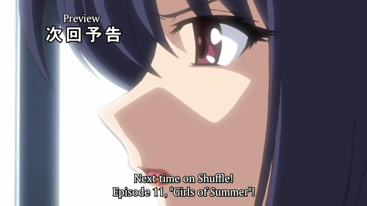 Shuffle! - Episode 12