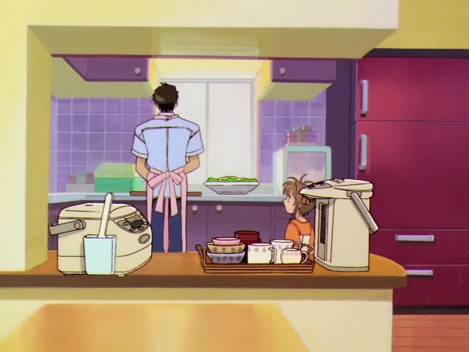 Cardcaptor Sakura - Episode 20