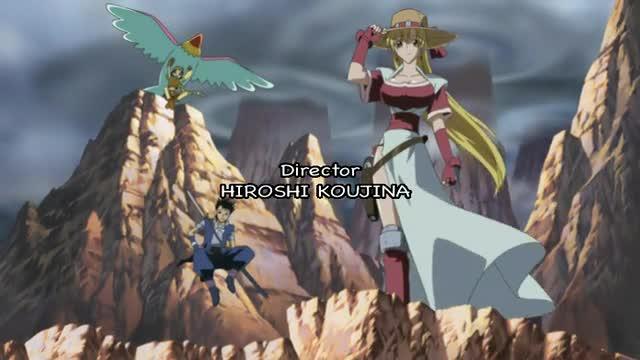 Grenadier: Hohoemi no Senshi - Episode 9