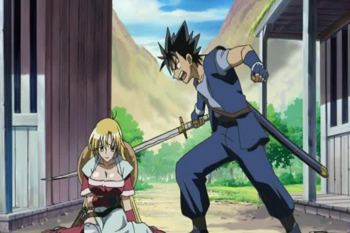 Grenadier: Hohoemi no Senshi - Episode s1