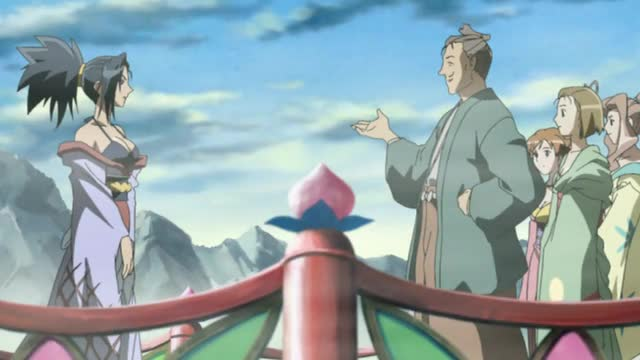 Grenadier: Hohoemi no Senshi - Episode 4