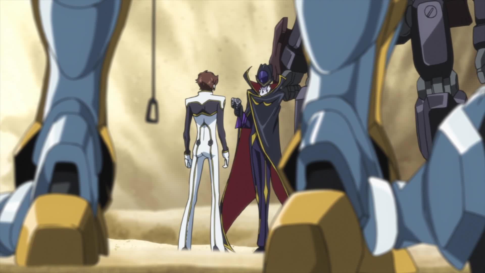 Code Geass: Hangyaku no Lelouch - Episode 21