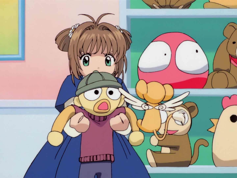Cardcaptor Sakura - Episode 17