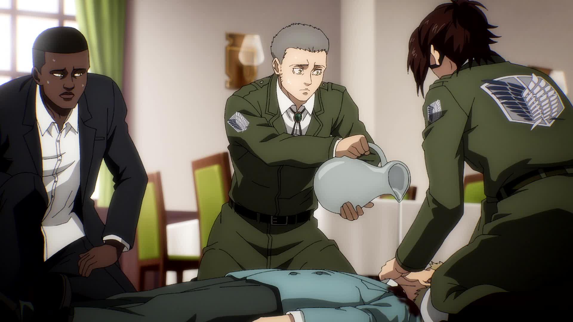 Shingeki no Kyojin: The Final Season - Episode 9