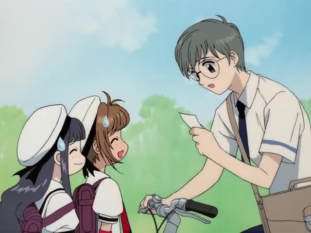 Cardcaptor Sakura - Episode 19