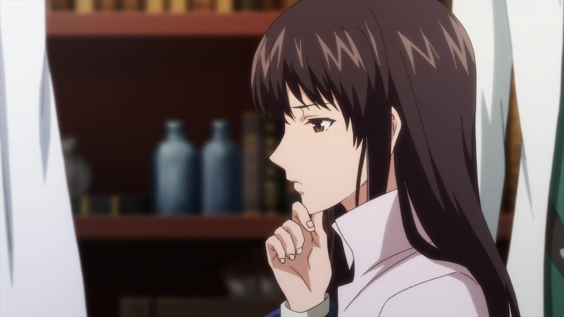 Seijo no Maryoku wa Bannou Desu - Episode 9