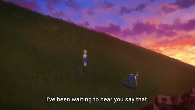 Osananajimi ga Zettai ni Makenai LoveCome - Episode 9