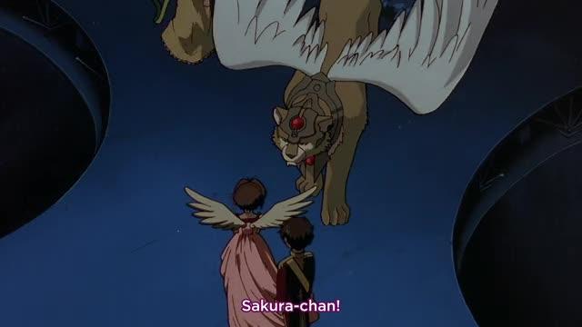 Gekijouban Cardcaptor Sakura: Fuuin Sareta Card - Episode 1