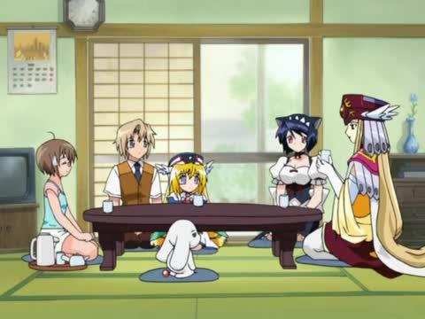 UFO Princess Valkyrie: Juunigatsu no Yasoukyoku - Episode 8