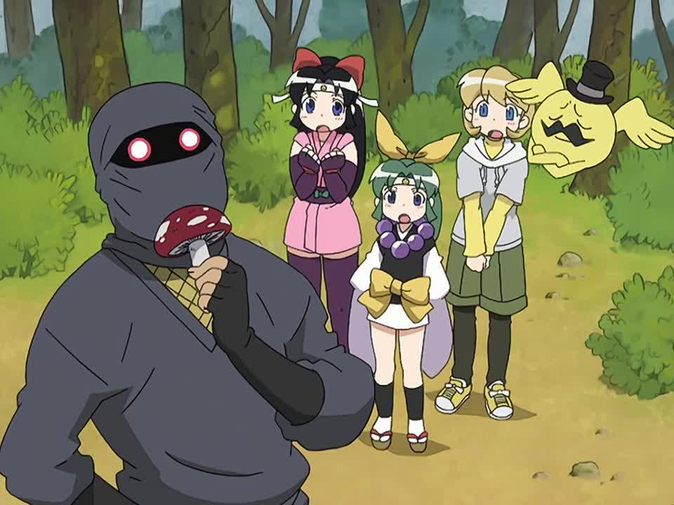 Ninin ga Shinobuden: The Nonsense Kunoichi Fiction - Ep. 6 - smoon