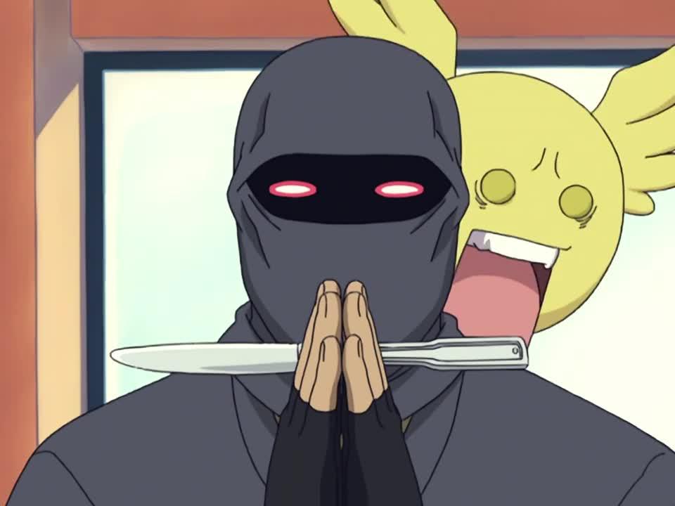 Ninin ga Shinobuden: The Nonsense Kunoichi Fiction - Episode 3