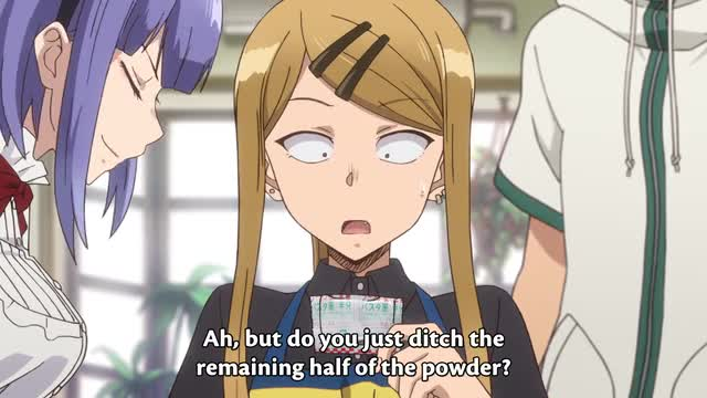 Dagashi Kashi 2 - Episode 12
