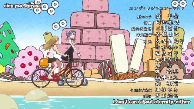 Dagashi Kashi 2 - Episode 3