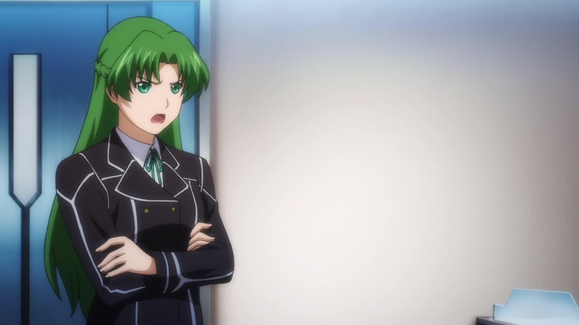 Hagure Yuusha no Aesthetica - Episode s4