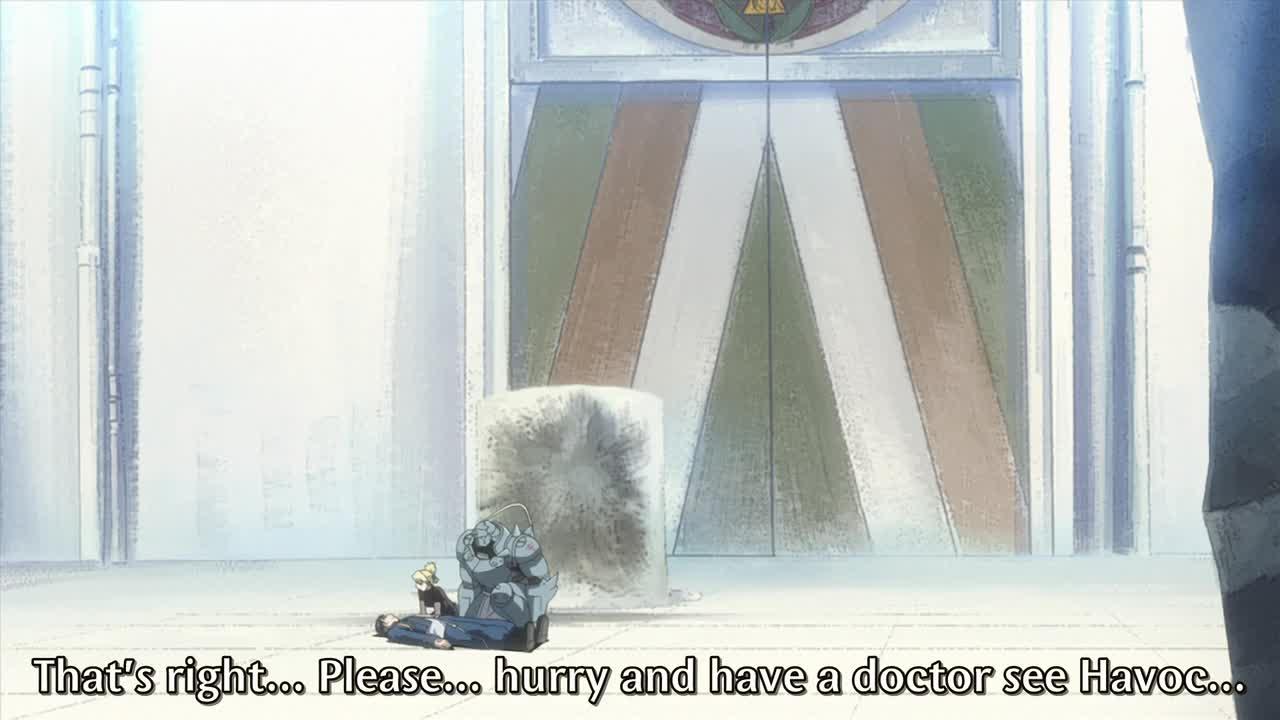 Hagane no Renkinjutsushi (2009) - Episode 15