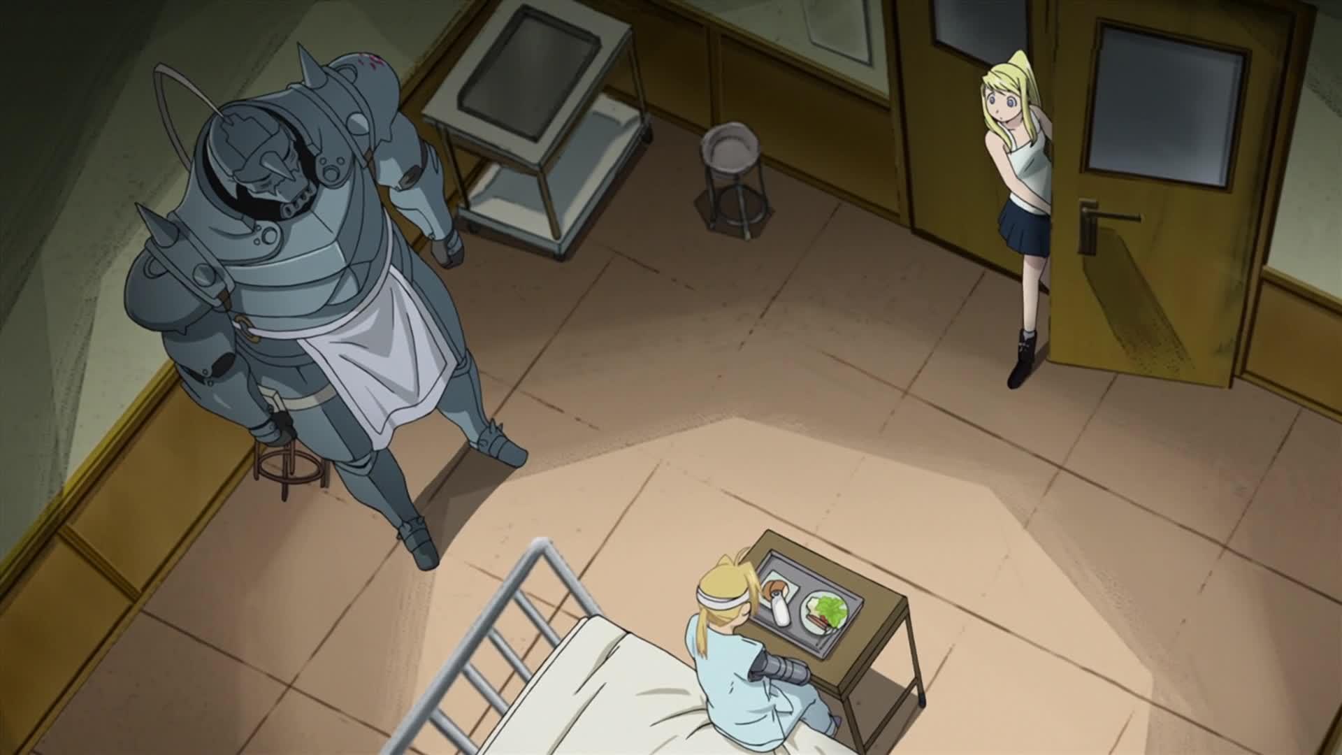 Hagane no Renkinjutsushi (2009) - Episode 22