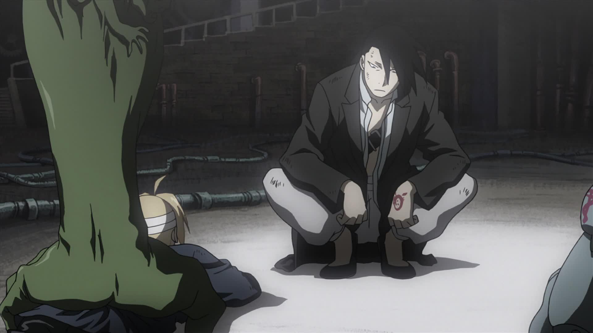 Hagane no Renkinjutsushi (2009) - Episode 8