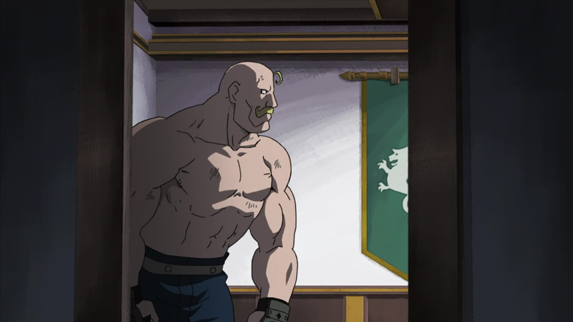 Hagane no Renkinjutsushi (2009) - Episode 2