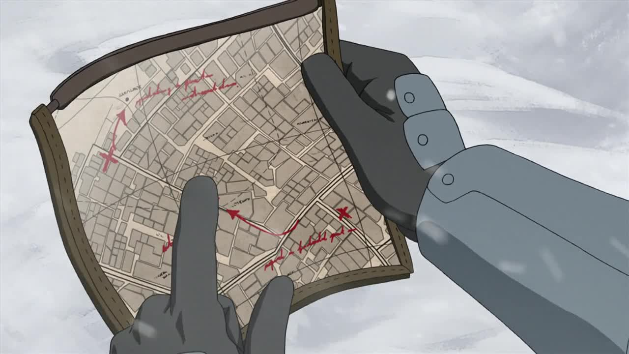 Hagane no Renkinjutsushi (2009) - Episode 27