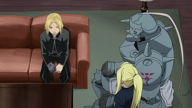 Hagane no Renkinjutsushi (2009) - Episode 5