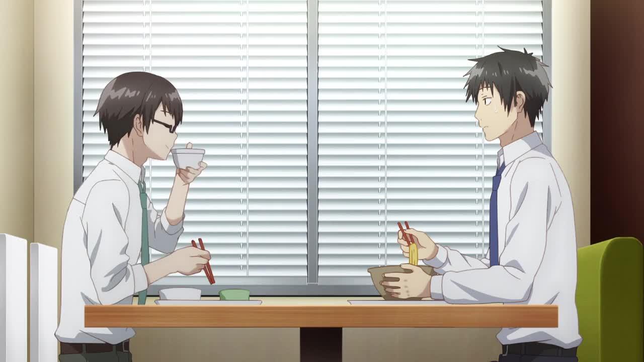 Hige o Soru. Soshite Joshikousei o Hirou. - Episode 7