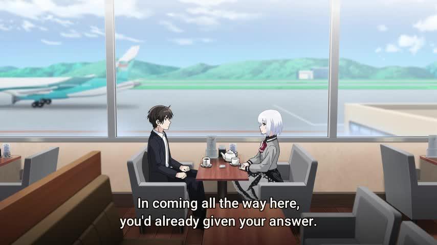 Tantei wa Mou, Shindeiru. - Episode 3