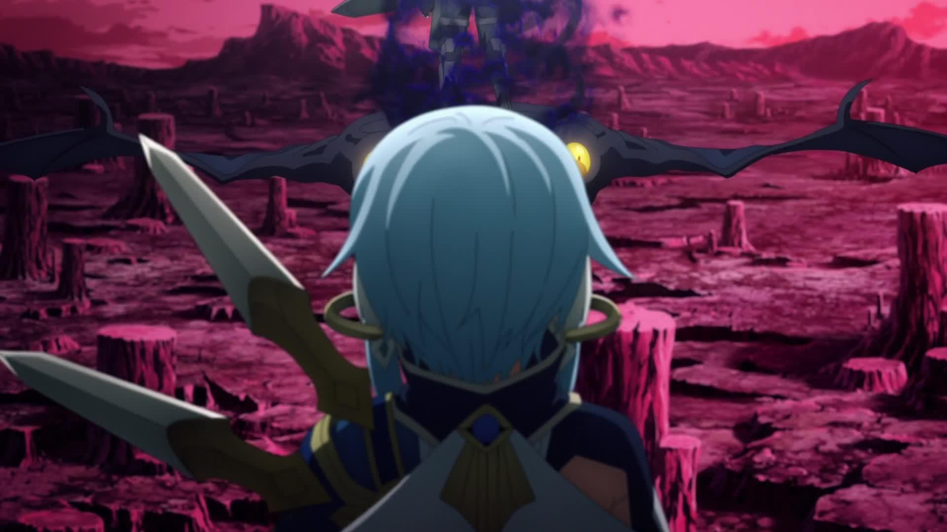 Sword Art Online: Alicization - War of Underworld - Episode 17