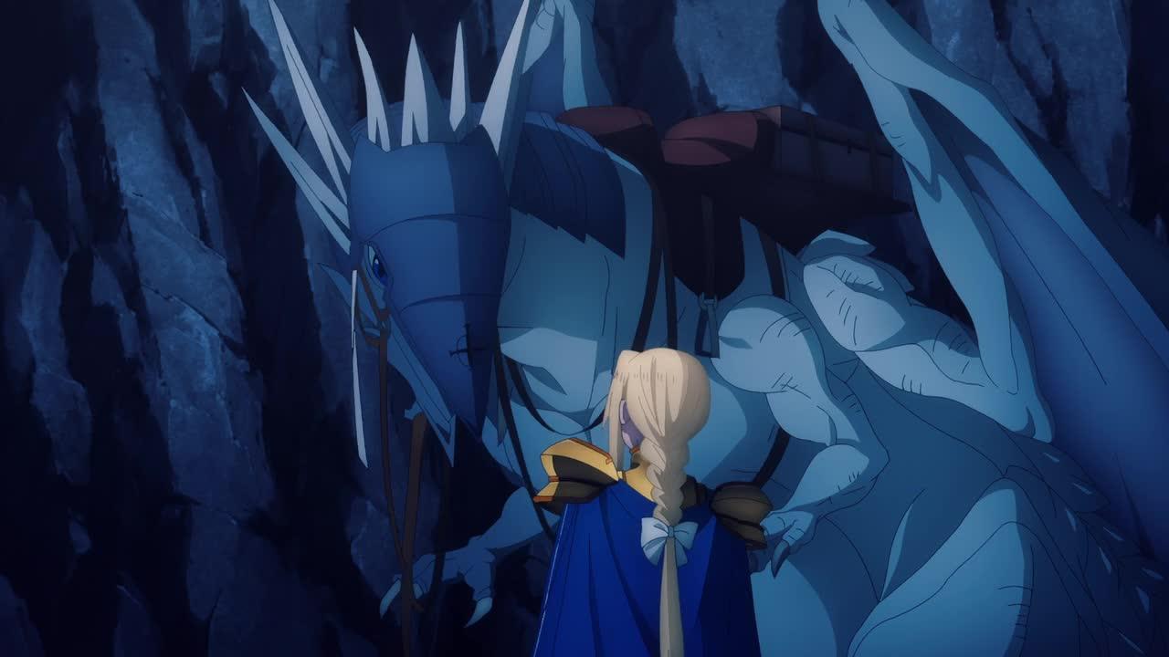 Sword Art Online: Alicization - War of Underworld - Episode 23