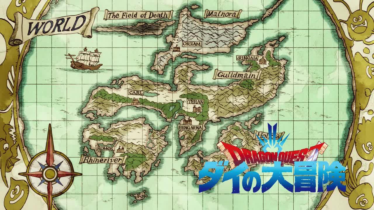 Dragon Quest: Dai no Daibouken (2020) - Ep. 18 - SubsPlease