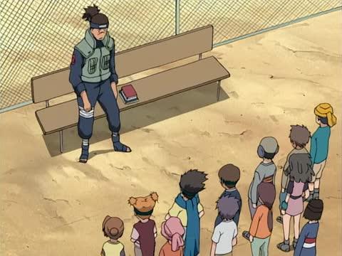 Naruto - Episode 22